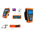 Security AHD/TVI/CVI /IP all in one Camera Tester
