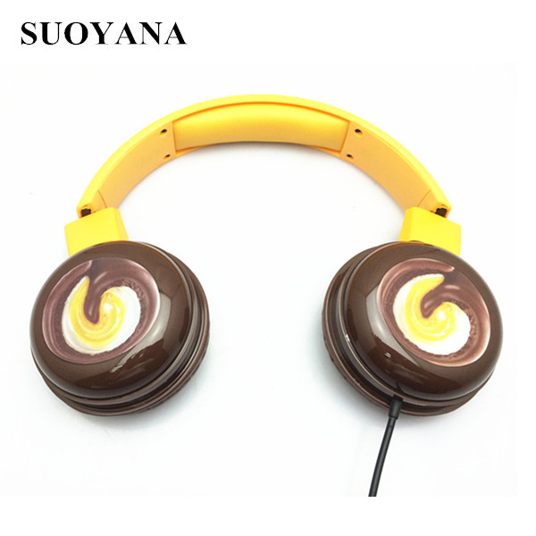 Cute Design Cheapest Drop To Drop Free Shiping Free Headband kid used Headphone sample