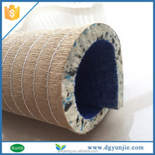 China decorative crepe fabric foam lowes underlayment