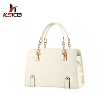 Wholesale high quality new fashion fancy leather hand bag women shoulder bag