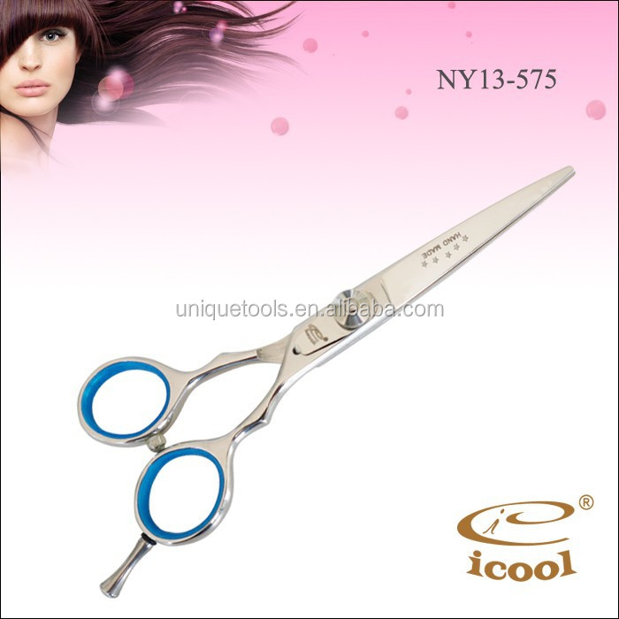 NY13-575 High quality Hair Scissors 440C Japanese Steel hair scissors parts
