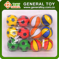 Various Sizes Promotional PU Stress Ball, Custom Stress Balls No Minimum, Custom Shape Stress Ball