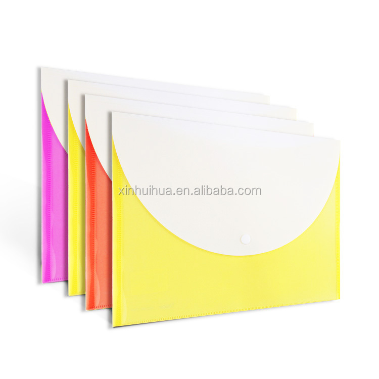 factory price color paper file design business file folder