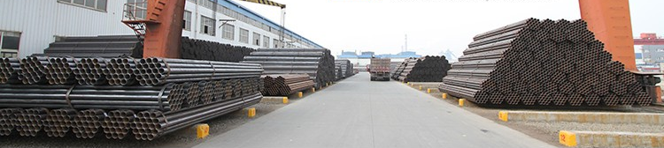 building material black steel pipe, building welded steel pipe