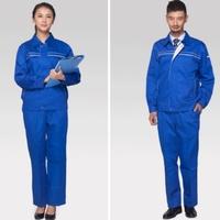 2015 european standard hand work suits custom outdoor work suit overall 2 piece overalls