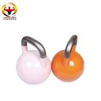 Rizhao Stainless Steel Handle Competition Kettlebell