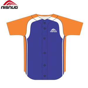 Dye sublimation print custom team set majestic baseball jersey a39960c64dfe