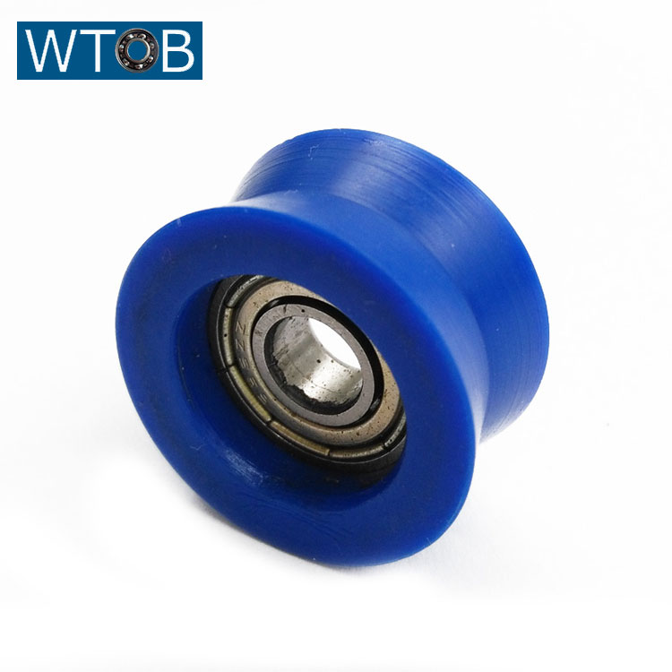 Good Quality Steel Ball Bearing 696-zz Blue Window Door Roller