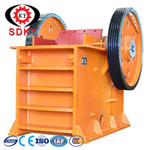 2018 new type stone jaw crusher plant