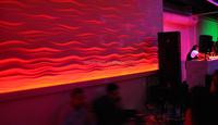 Sandstone Panel Bedroom Flow Wall
