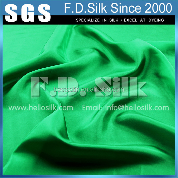Hellosilk New Model Affordable MULBERRY SILK 100%silk habutai wholesale