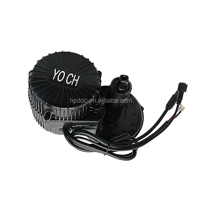 YOCH Mid drive motor ebike conversion kits including 250W-1000W