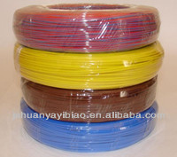 Thermocouple wire flexible heat resistant insulation for electrical wire