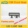 Cheap 72W off road led light 12 inch cree led light bar with high quality