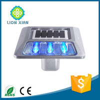 reflective aluminum materials solar road stud