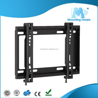 Suitable 26 to 42 inch flat panel screen universal led lcd plasma low profile tv wall mounts