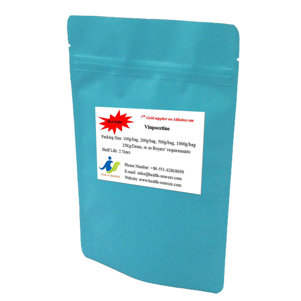 Vinpocetine powder the key to success