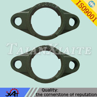Train Brake Pad Train Cylinder Head Ductile Iron Clay Sand Casting for Train Parts