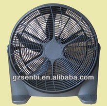 Home Appliances long life time hot sell for Brazil 20 inch floor fan