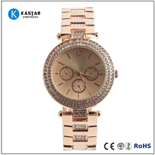 fashion quartz bracelet watch women
