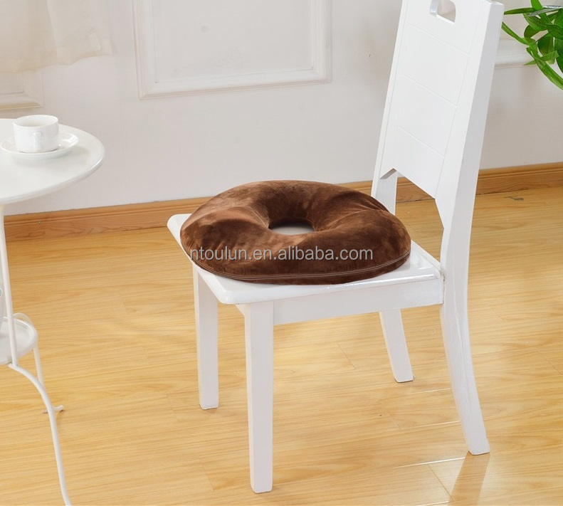 Fresh design Counter-haemorrhoid auto seat cushion, bamboo car seat cushion, adult car seat cushion/Ring seat cushion