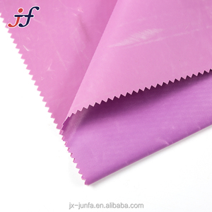 100% polyester 420d pvc oxford woven bag fabric
