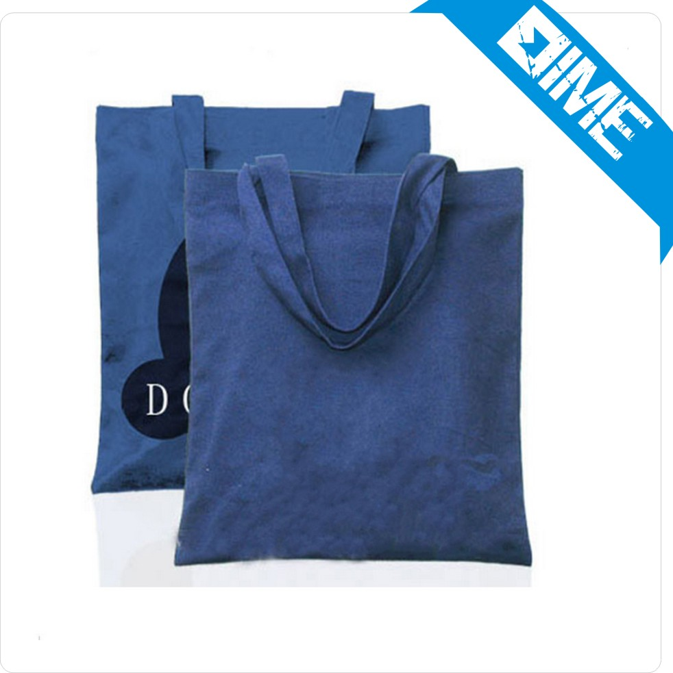 High Quality Canvas Bag Cotton Canvas Tote Bag Blank Plain Tote Bag
