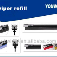 Recycled Silicon Rubber For Frame Wiper