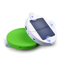 2017 Promotional Christmas Gift Solar Window Charger Rechargeable Solar Panel with Suction Cup window cling solar phone charger