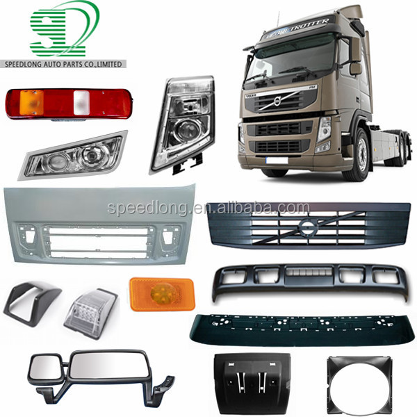Truck Parts For VOLVO FM FH