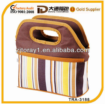 fashion cool carry cooler bag factory