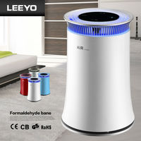 Portable Air Purifier with aroma diffuser