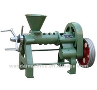 automatic sunflower seeds screw oil expeller