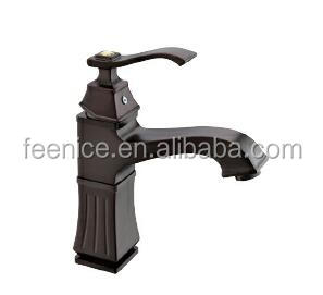 wenzhou feenice factory supply black faucet for wholesale