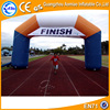 Outdoor inflatable finish line arch, inflatable finish line, inflatable arch price