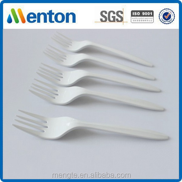 yiwu 2.5g plastic kitchen small fork