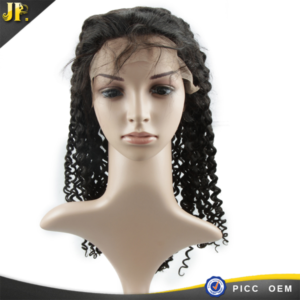 Wholesale free sample curly wave african braided wig