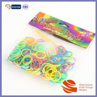 Colorful Design Top Quality loom band charms