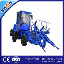 ANON 4LZ chinese distributors sugarcane cutting machine suppliers