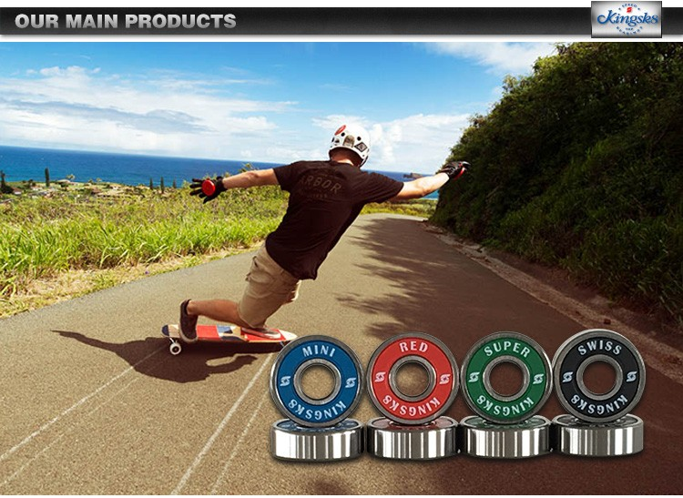 Skate Board Precision Si3N4 Ceramic Ball Bearings,Skate Board