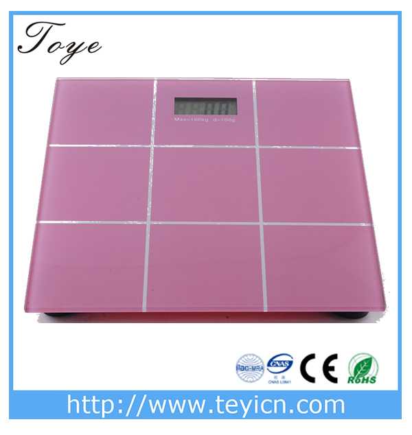 ODM OEM homeappliance electronic digital weighing and height scale
