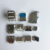 China Factory Usb Phone Charging Port Connector Types Chart