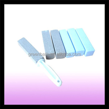 callus remover pedicure file and foam glass