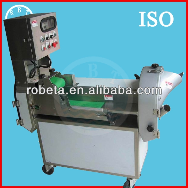 Automatic Manual Industrial Stainless Steel vegetable dice cutting machine