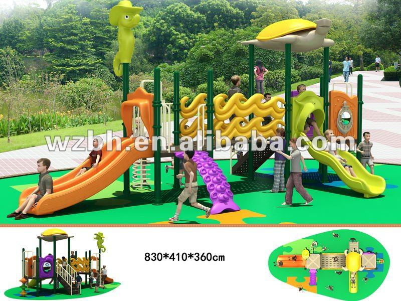 Wholesale Math Playground Equipment Supplier BH4501