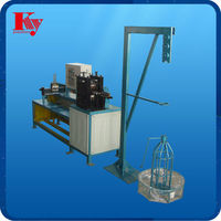 Industrial 2.2 KW Auto furniture staple pin making machine