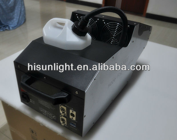 Good Quolity and Cheap Price DMX Control 3000W Effect Fog Machine /Pro- Stage Effect Machine