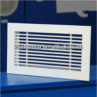 aluminum air conditioning linear grilles diffusers