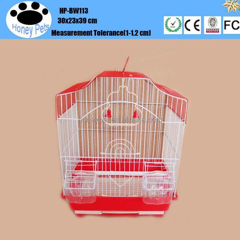HP-BW113-1making factory of metal wire pigeon stainless steel bird cage