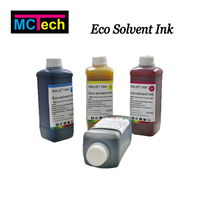 Used for epson DX4/DX5/DX7 Printhead Eco solvent printing ink